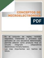 Conceptos de Microelectronica