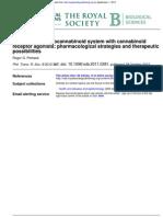 Cannabinoid Agonists for Endocannabinoid Systems