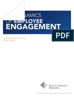 The Dynamics of Employee Engagement