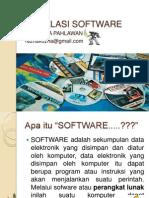 Instalasi Software