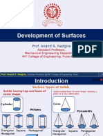 Development of Surfaces