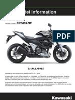 Kawasaki ZR800ADF1