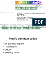 Presentation Mobile & Communication