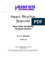 Heart Rhythm Scanner