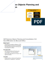 SAP BPC Product Road Map v10 Beyond5