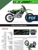 Kawasaki KX250ZDF1