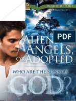 October, November, December 2011 [Alines, Angels, Or Adopted (Who Are the Sons of God)]