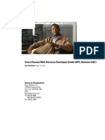 Cisco Finesse Web Services Developer Guide for Release 9.0(1)