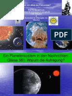 Harald Lesch Vortrag Weltwissen 5.7.11