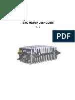 EoC Master User Guide v1.2