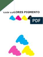 COLORES PIGMENTO