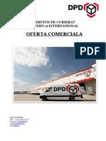 Oferta Comerciala Si Termeni Conditii DPD