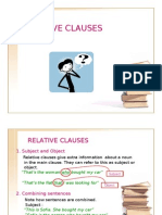 2561946 Relative Clauses