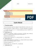 Cycle Diesel