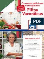 2o Livro Receitas Filipa Vacondeus