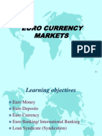 Ppt , Euro Currency Market