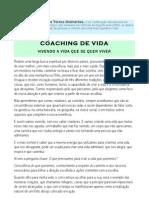Artigo Coaching de Vida