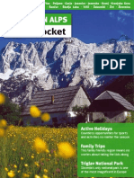 Slovenian Alps In Your Pocket