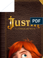 Justin y La Espada Del Valor (PressKit)
