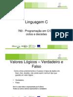 3 - Linguagem C