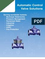CV Control Solutions Catalog