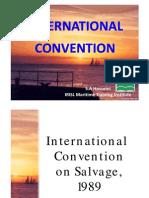 Salvage convention