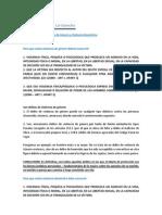 Diferencia Entre Violencia de Genero y Violencia Domestica 26-08-2012
