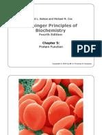 Lehninger Principles of Biochem Ch5