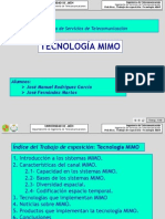 Presentacion MIMO
