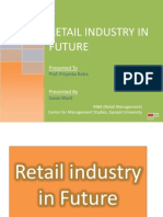 Retail Industry in Future