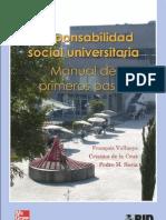 Manual Responsabilidad Social Universitaria