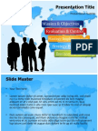 Business Process Powerpoint Template