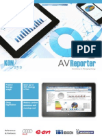 Energy Management Solutions With AVReporter