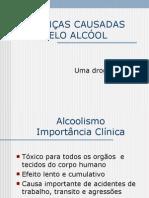 Doencas Causadas Pelo Alcool