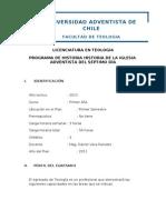 Programa HISTORIA DENOMINACIONAL 2013.doc