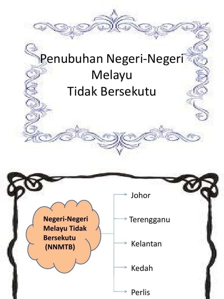 Negeri Negeri Melayu Tidak Bersekutu