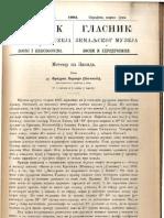 Glasnik Zemaljskog Muzeja Knjiga 2 1902