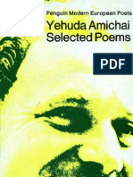 [Yehuda Amichai] Selected Poems (Modern European P(Bookos.org)