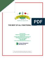 MHFL Functional Foods