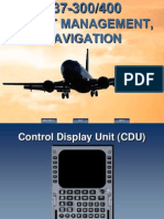 Flight Management, Navigation R 01 In Boing 737 Seri