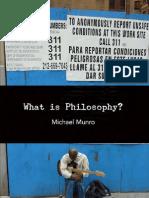 Munro What is Philosophy eBook