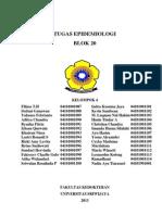 Cover Tugas Epidemiologi L4