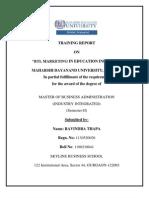 BTL Marketing in Education Industry
