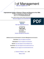Journal of Management 1999 Armenakis2