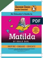 Matilda LessonPlans
