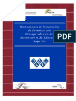Manual Integracion Educacion Superior UNUIES