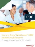 Xerox 7830