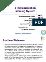 FYP Presentation Format 3