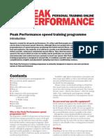 Speed training program.pdf