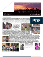 Hagermans' June 09 Newsletter from Paraguay